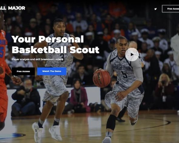 Ball Major - Your Personal Basketball Scout