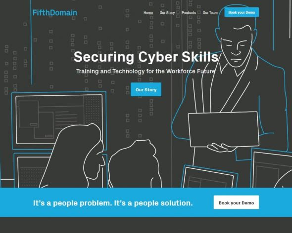 Fifth Domain Securing Cyber Skills
